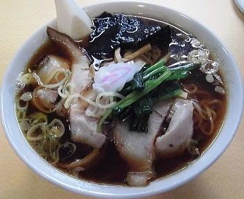 青島西堀通店 ラーメン(大盛)+麺50円増し
