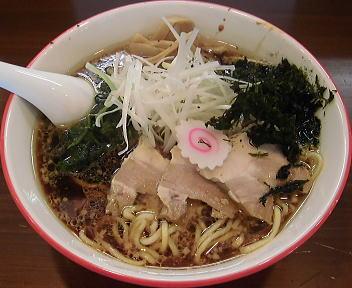 一銀豚 一銀豚拉麺(大盛)