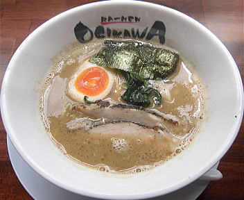 OGIKAWA山木戸店 魚豚Wスープ