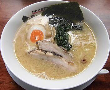 OGIKAWA山木戸店 豚骨しょうゆ