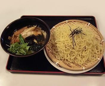 中ムラ 和風つけ麺(特盛)