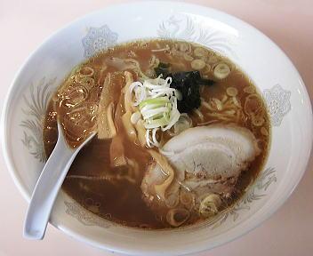 クマチャン らーめん(醤油)