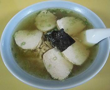 シンポー軒 チャーシュー麺