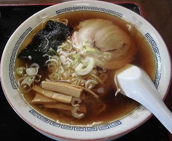 七福食堂 ラーメン