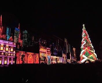 ユニバーサル・スタジオ・ジャパン ユニバーサル・ワンター・クリスマス