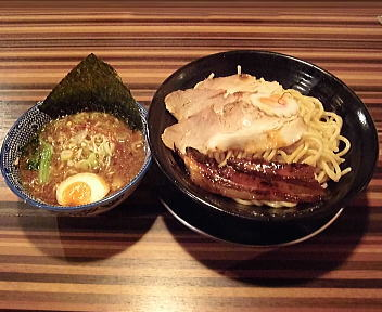 肉ばか つけ麺