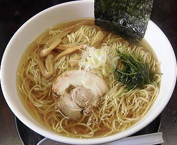丸三 醤油ラーメン(大盛)