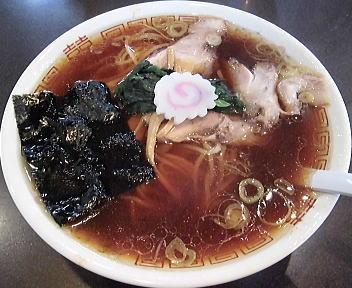 青島曲新町店 ラーメン