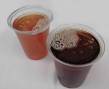 にいがた 冬 食の陣 当日座 スワンレークビール