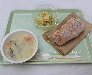 にいがた 冬 食の陣 当日座 学校の給食(昭和40年代)