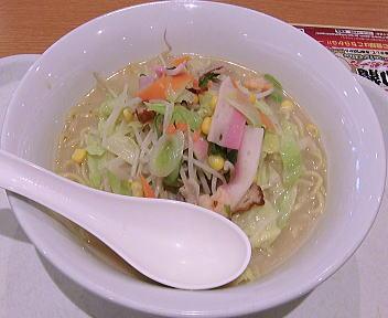 リンガーハットイオンモール新潟南店 長崎ちゃんぽん(×2.0)