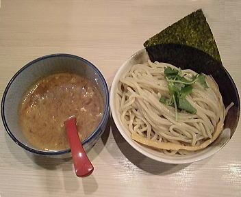 風天 濃厚魚介つけ麺(大)