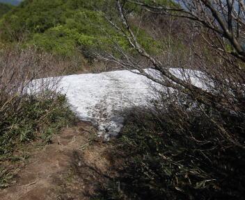 菱ヶ岳~五頭山⑰