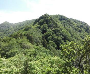 菱ヶ岳~五頭山⑨