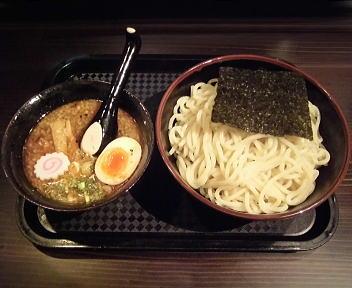 宝来軒 特つけ麺(大)