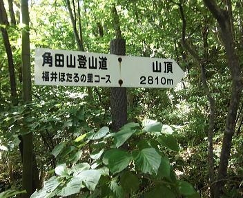 角田山 福井ほたるの里コース⑥
