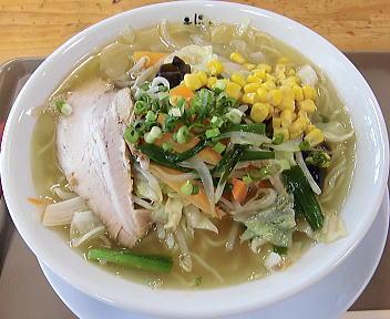 にぼしまじん 野菜の塩(大盛)