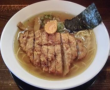 客野製麺所 パーコー麺