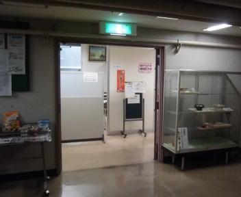 新潟県新潟地域振興局 食堂