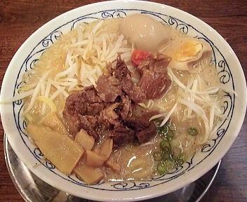 麺五郎竹尾店 牛すじラーメン