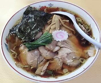 青島西掘通店 チャーシューメン(大)