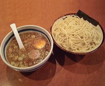 大勝軒新潟 つけ麺(中盛)