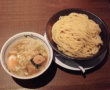 ら麺のりダー つけ麺(大盛)