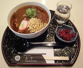ふじ カレー旨麺