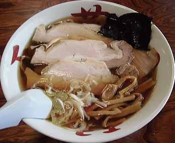 琴平荘 チャーシューメン(あっさり)