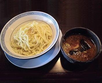 孔明女池上山店 つけめん(中)