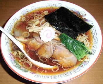 青島司菜ときめき ラーメン