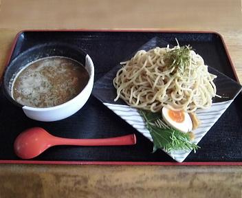 醤丸柏崎店 つけ麺(大盛・ひやもり)
