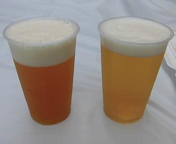 第24回 にいがた冬食の陣当日座 こしひかり越後ビールとエチゴビールWダブルW