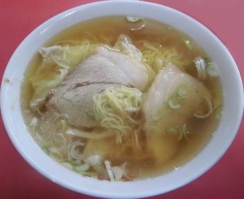 東堀石門子 ワンタンメン(大)