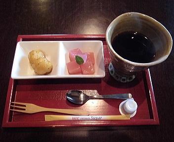 和花 重箱ランチ(花) デザート