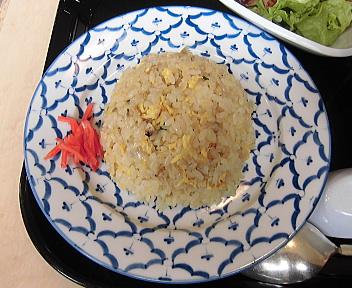 麺食堂 麺'sランチ(半炒飯)