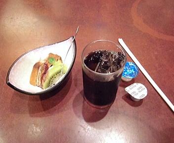 丸伊 月替り御膳 飲み物+デザート