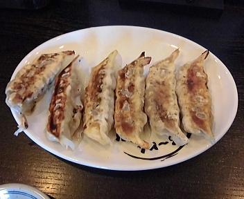 ゆず 特製餃子(6個)