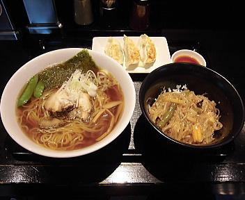 麺マッチョ新大店 ワンコインランチ