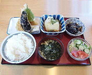 新潟米山食堂 定食20150514