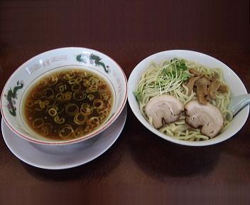 渚 つけ麺(大盛)
