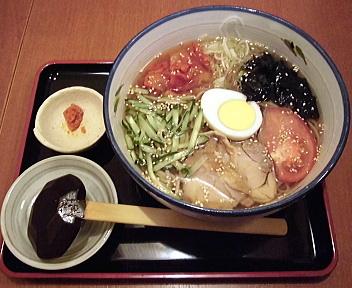 南部屋敷イオン大曲店 南部そば冷麺