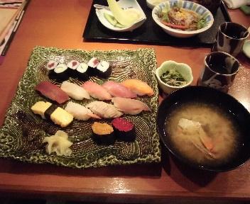魚がし 魚がしランチ