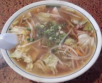 満洲里 広東麺