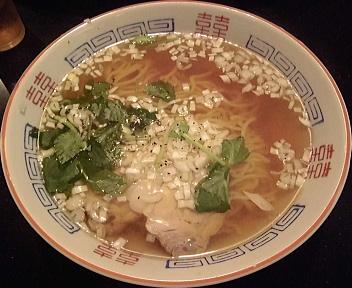 酔八仙 拉麺