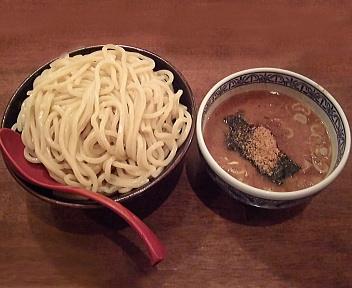 三田製麺所新橋店 つけ麺(大)