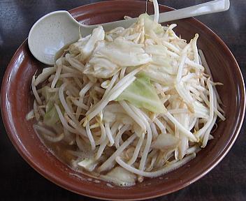 東横愛宕店 野菜みそラーメン