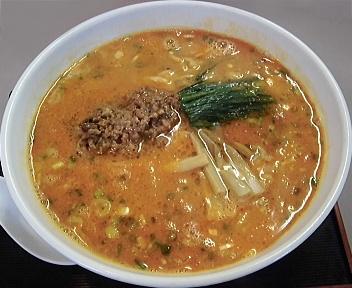 茉莉花 担々麺
