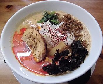 海老寿DELUX 海老出汁担々麺