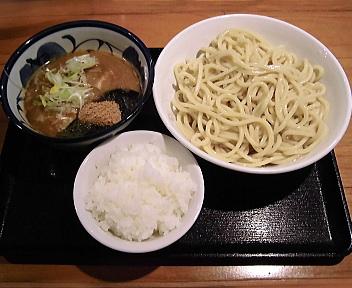 八新潟駅前店 濃厚つけめん(中)